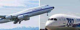 Världens 5 snabbaste passagerarplan