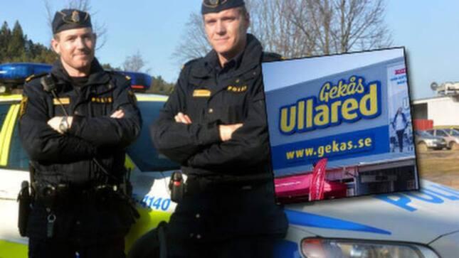 Handväska Ullared : Polisens satsning s? ska ullared skyddas gt