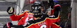Rögle föll tungt borta mot Luleå Hockey