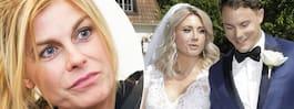 Därför nobbade Wahlgren Camilla Läckbergs bröllop