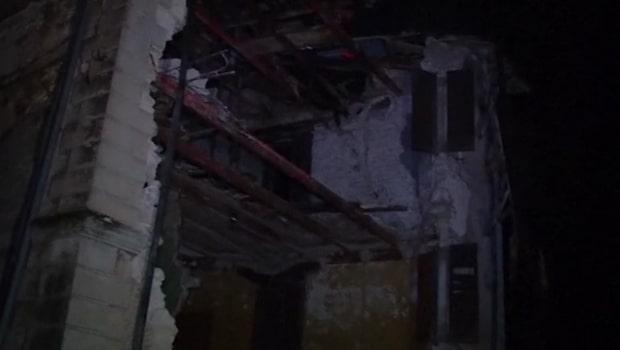 Två kraftiga skalv skakar Italien