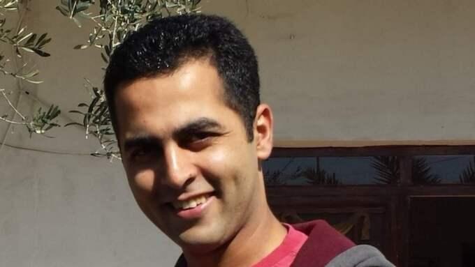 Masoud Mohammad, ansvarig för utländska journalister i Union of Free Media (UFM) i Rojava-regionen. Foto: Privat