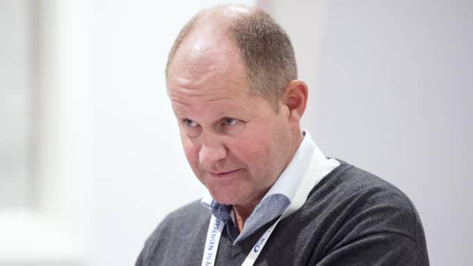 Dan Eliasson har flera gånger avböjt att kommentera kritiken i debattartikeln. Foto: Sven Lindwall