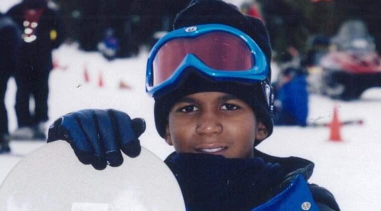 Trayvon Martin, 17.