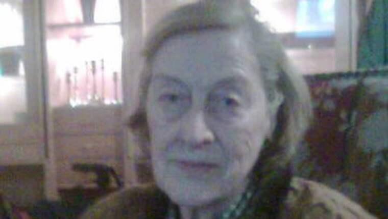 Anita Monsén grundade Monséns äkta mattor tillsammans med sin man på 60-talet. Foto: Privat