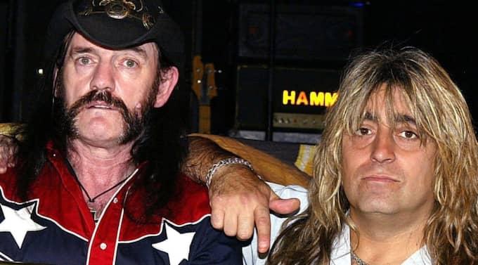 Mikkey Dee om sorgen efter vännen och kollegan Lemmy Kilmister. Foto: Carlo Allegri