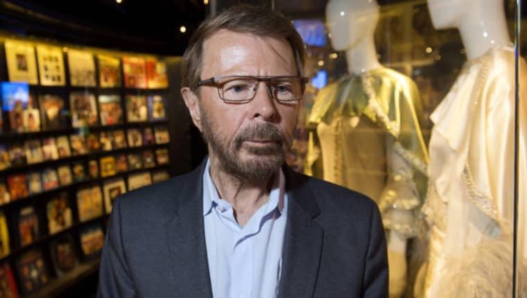 Björn Ulvaeus. Foto: Sven Lindwall