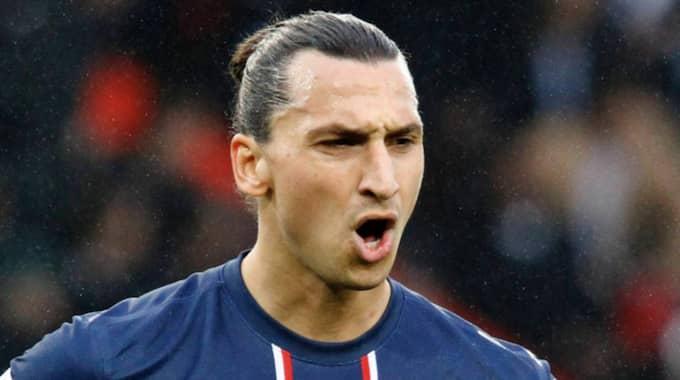 Zlatan Ibrahimovic. Foto: Xavier Laine