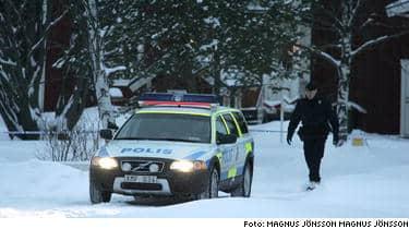 Polisen i Umeå kartlade i hemligthet den misstänkte Hagamannen inför första förhöret och att avslöja om han talade sanning.