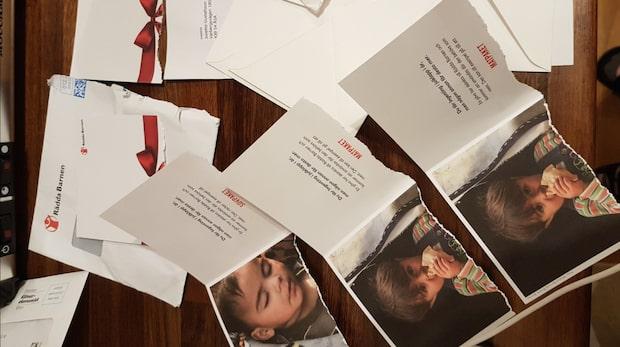 Postnord förstörde Jonettes julklapp