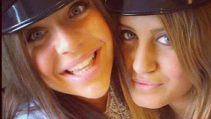 """Lejla Filipovic berättar om sorgen efter bästa vännen Alexandra: """"Saknaden är fruktansvärd"""". Foto: Privat"""