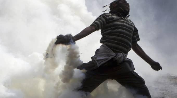 Våldet kom tillbaka till Tahrirtorget i natt. Obs: Bilden från annat tillfälle. Foto: Amr Abdallah Dalsh/Reuters