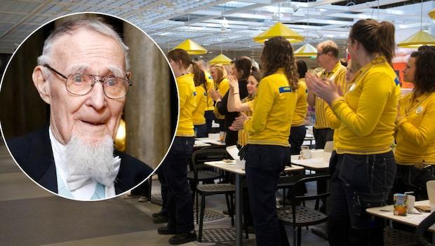 Ikeas julklapp till medarbetarna