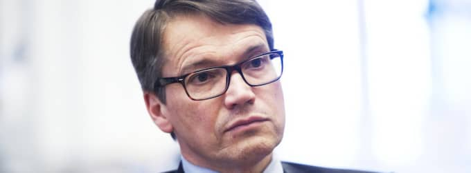 Göran Hägglund. Foto: Olle Sporrong