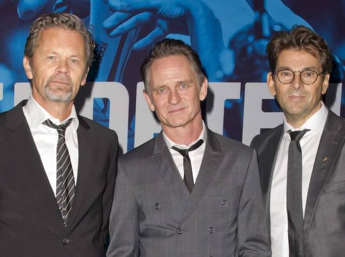 """Glenmark tillsammans med Thomas """"Orup"""" Eriksson och Niklas Strömstedt i GES. Foto: Granlund Pictures"""