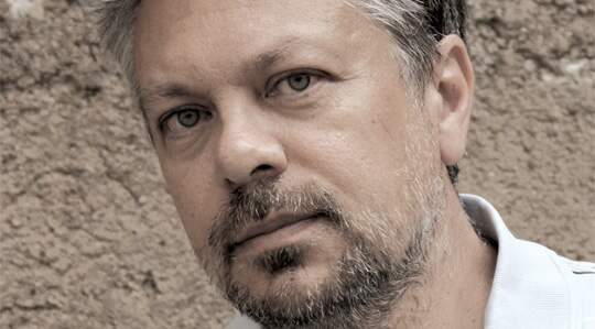 Författaren Michail Sjisjkin. Foto: Jevgenija Frolkova