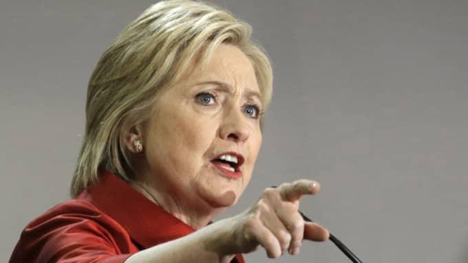 Hillary Clinton Foto: Pat Sullivan