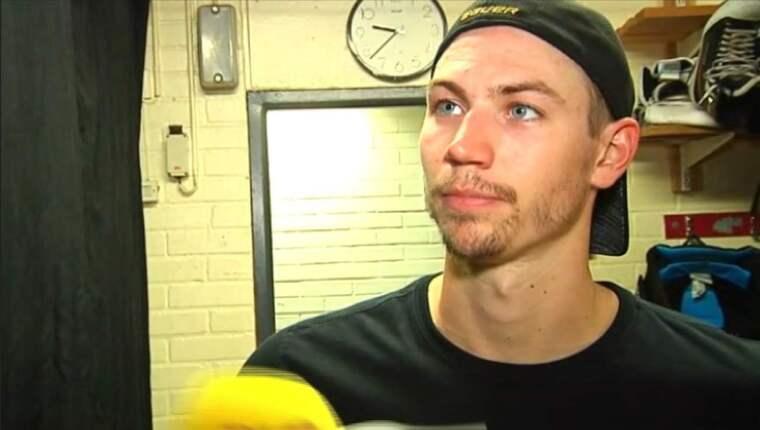 Anton Rödin Foto: Expressen TV