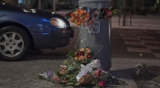 Två bröder sköts i Rinkeby - pappans första ord