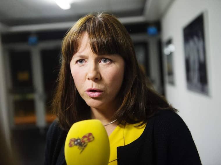 Vice statsministern Åsa Romsons topptjänsteman är dömd för narkotikasmuggling. Foto: Izabelle Nordfjell