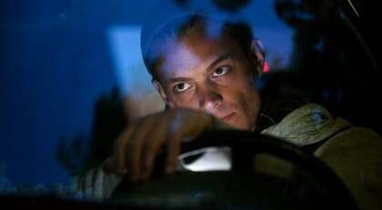 "Joel Kinnaman har huvudrollen i filmen ""Snabba cash"". Foto: Tommy Pedersen"