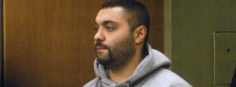 Aboantar Elhoot, 29, dömdes till 15 års fängelse för mordet på Charles Limerius, 48. Foto: Niclas Tilosius