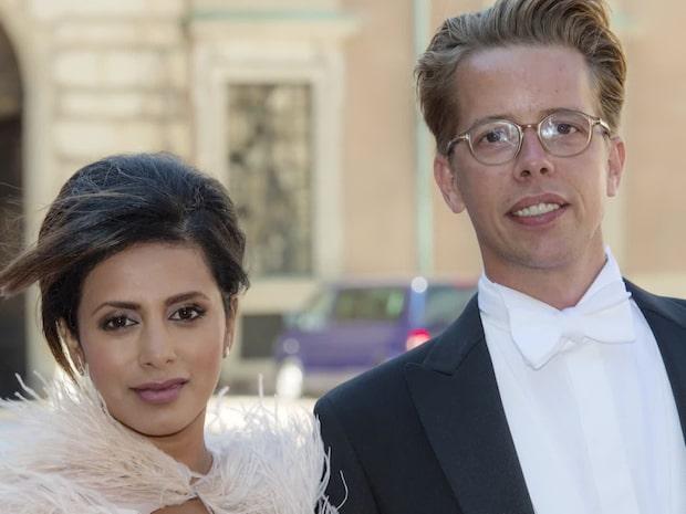 Calle och Anitha Schulman går skilda vägar
