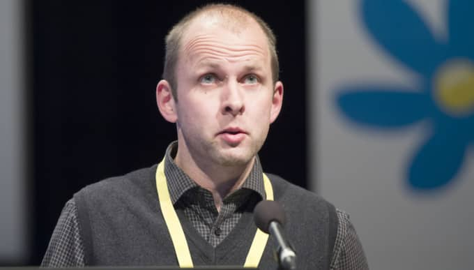 Anders Forsberg slår tillbaka: – Jag står på säker mark i det här fallet. Jag är definitivt inte orolig och jag har ingenting att dölja. Foto: Roger Vikström