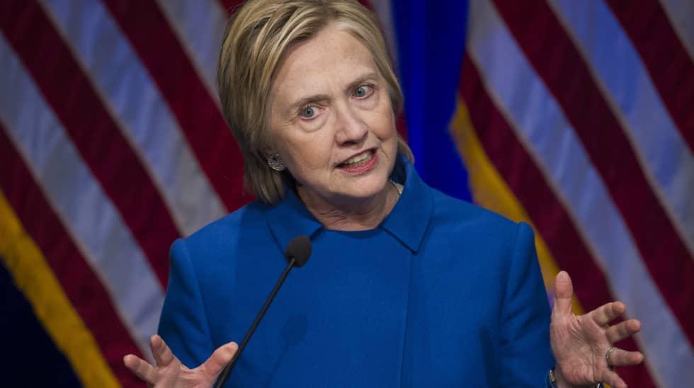 """""""Hillary Clinton var inte tillräckligt bra på att visa varför det var viktigt att rösta på henne"""", säger Anna Kinberg Batra om USA-valet. Foto: Cliff Owen / AP/ TT"""