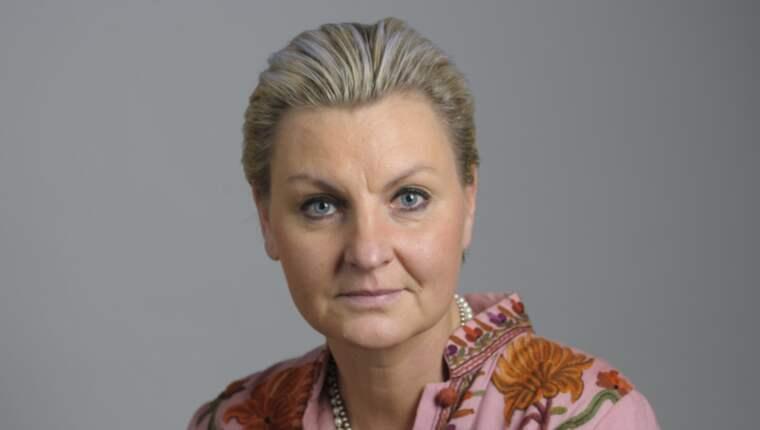 Maria Abrahamsson. Foto: Henrik Montgomery / Tt