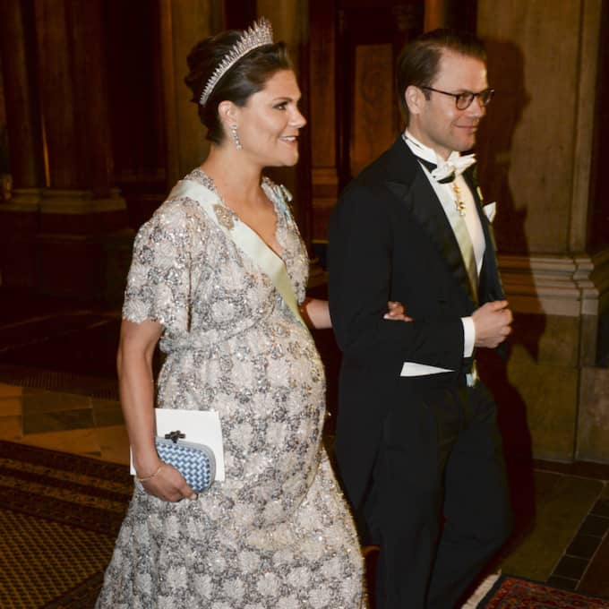 Kronprinsessan Victoria och prins Daniel. Foto: Fredrik Sandberg/Tt