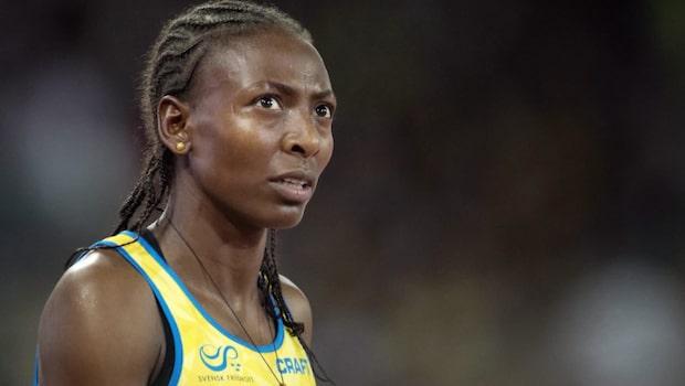 Efter alla turer - Abeba Aregawi får tävla för Sverige igen
