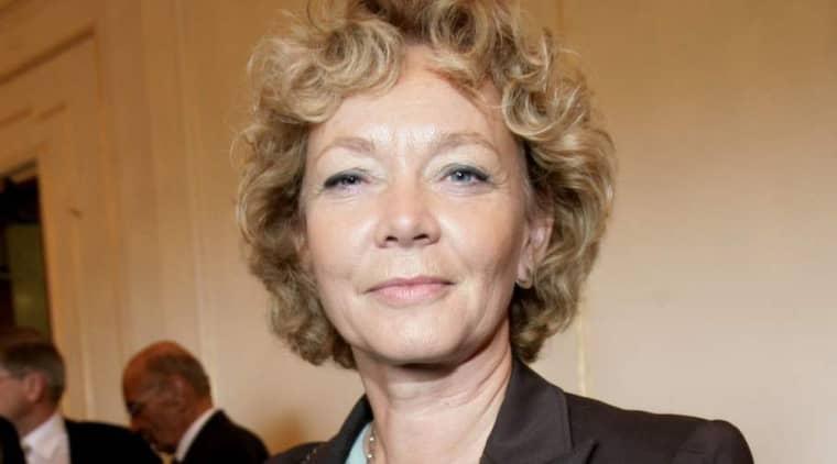 Maria Leissner. Foto: Olle Sporrong