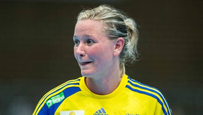 Pernilla Wiberg är en av de bästa i svenska landslagets historia. Foto: Tor Gunnar Berland