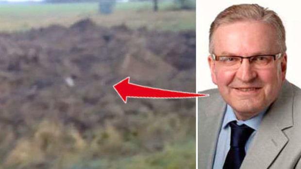 Förundersökning inledd  mot grävande toppolitiker