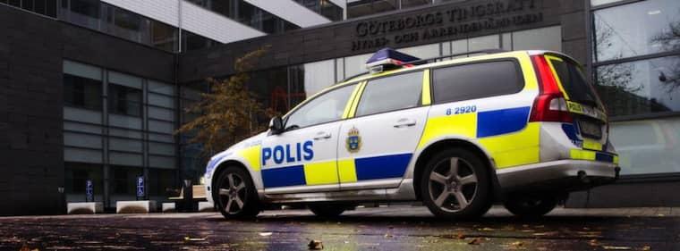 GT:s Tore Lund skriver om sin ilska efter att hans 83-årige far rånats mitt på ljusa dagen. Händelsen har polisanmälts, men krönikören räknar med att polisen inte har tid att lösa fallet. Foto: Per Wissing
