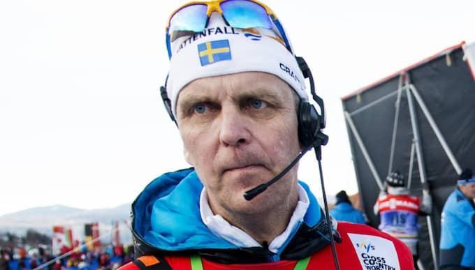 Längslandslagets presschef Torbjörn Nordvall Foto: Nils Jakobsson
