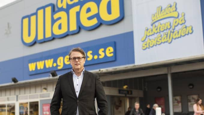 """Gekås vd Jan Wallberg om olycksvägarna: """"Ett antal passager är rent farliga."""" Foto: Anders Ylander"""