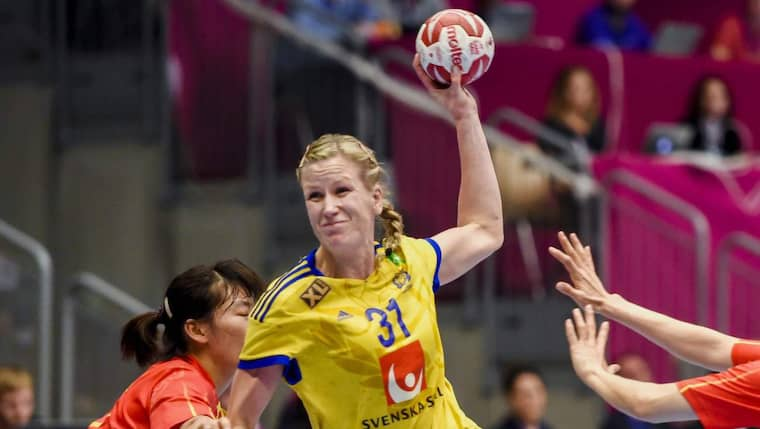 Anna-Maria Johansson. Foto: Petter Arvidson