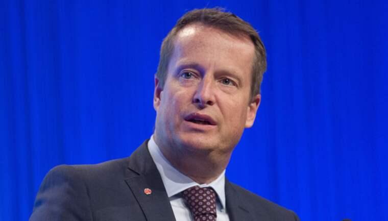 Inrikesminister Anders Ygeman (S). Foto: Sven Lindwall