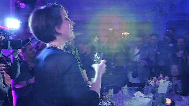 Ellen: Dansar tills jag inte kan gå