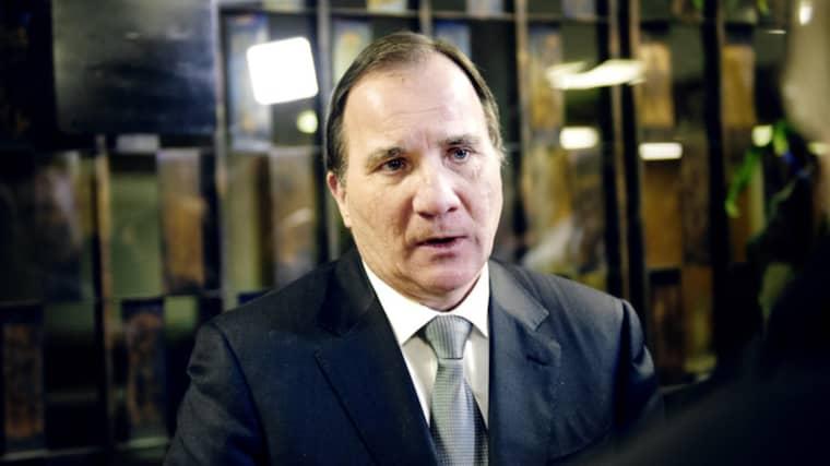 Stefan Löfven, statsminister Foto: Anna Svanberg