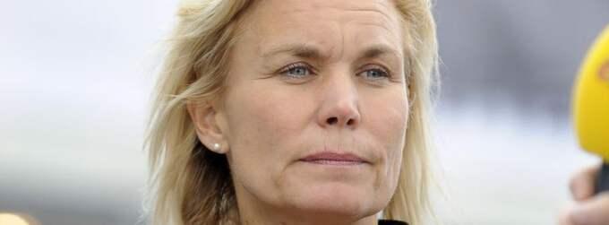 Biståndsminister Gunilla Carlsson är en av de föra nordiska ministrar som skriver på Expressens debattsida att de nordiska länderna ska fortsätta att bistå Afghanistan. Foto: Jan Düsing