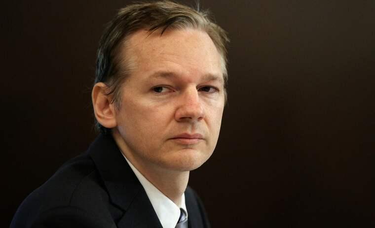 Julian Assange. Foto: Dan Kitwood/Getty images