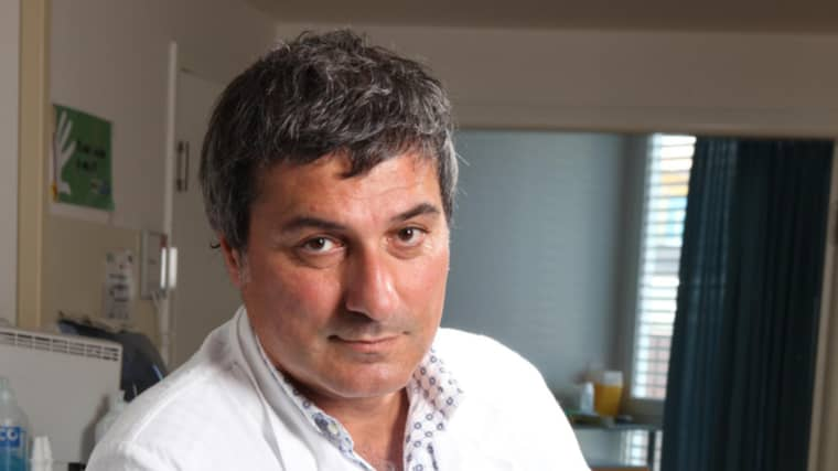 Paolo Macchiarini. Foto: New Press Photo / Splash News