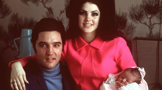 Priscilla Presley om livet med Elvis Presley