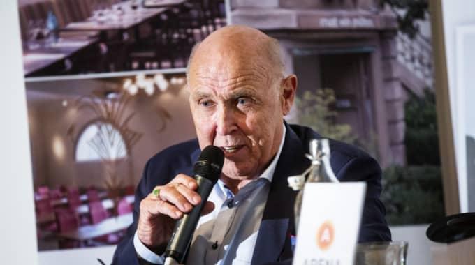 Ingvar Oldsberg skulle operera in en pacemaker - men ingreppet gick fel. Foto: Anders Ylander