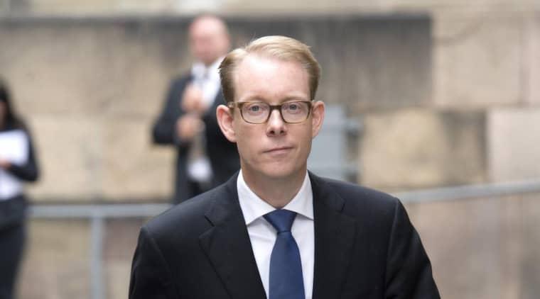 Tobias Billström. Foto: Sven Lindwall