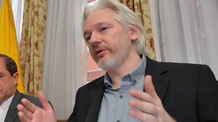 Julian Assange. Foto: John Stillwell/ AP