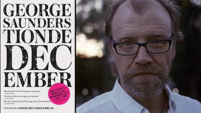 Författaren George Saunders.